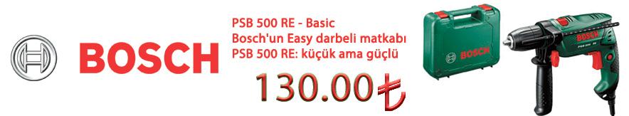 PSB 500 RE - Basic ALT BANIR
